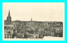 A760 / 191 14 - CAEN Vue Panoramique Sur St Sauveur - Caen