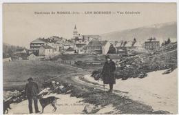 39 - Les Rousses ** Environs De Morez ** Vue Générale (animée) **/ 1818 A - Andere Gemeenten