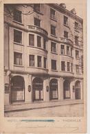 57 - THIONVILLE - HOTEL BRASSERIE WINDSOR - ALLEE POINCARE - Thionville