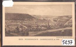 5297    AK PC CPA EICH  WEIMERSKIRCH   DOMMELDANGE EN 1860 - Cartoline