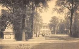 BRUXELLES - Le Parc Et Le Palais De La Nation - Bossen, Parken, Tuinen