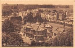 BRUXELLES-LAEKEN - Pavillon Chinois - Panorama Pris De La Tour Japonaise - Laeken