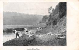 L'Ourthe à HOUFFALIZE - Houffalize