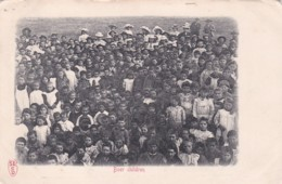 BOER CHILDREN - South Africa