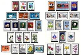 TURKEY, Discount Sale, Commemoratives, ** MNH, F/VF, Cat. € 29 - 1921-... República