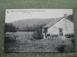 HERBEUMONT - ABBAYE DE ST. WANDRILLE DE CONQUES - L'ANCIEN MOULIN ( Scan Recto/verso ) - Herbeumont