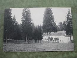 HERBEUMONT - ABBAYE DE ST. WANDRILLE DE CONQUES - L'ANCIEN PRIEURE ( Scan Recto/verso ) - Herbeumont