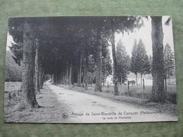 HERBEUMONT - ABBAYE DE ST. WANDRILLE DE CONQUES - ROUTE DE FLORENVILLE ( Scan Recto/verso ) - Herbeumont