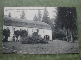 HERBEUMONT - ABBAYE DE ST. WANDRILLE DE CONQUES - LE LOGIS DES HOTES ( Scan Recto/verso ) - Herbeumont