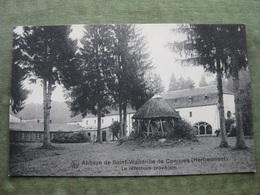 HERBEUMONT - ABBAYE DE ST. WANDRILLE DE CONQUES - LE REFECTOIRE PROVISOIRE ( Scan Recto/verso ) - Herbeumont