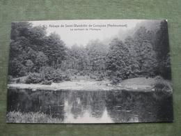 HERBEUMONT - ABBAYE DE ST. WANDRILLE DE CONQUES - CONFLUENT DE L'AUTROGNE ( Scan Recto/verso ) - Herbeumont