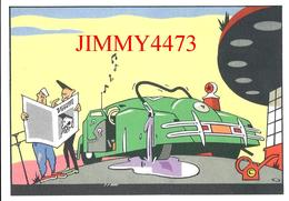 CPM - HUMOUR - VEDETTE - EVER MEULEN 1979 - Scans Recto-Verso - Humor