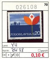 Jugoslawien - Yougoslavie - Jugoslavija - Michel Zw 38 - ** Mnh Neuf Postfris - - 1945-1992 Sozialistische Föderative Republik Jugoslawien