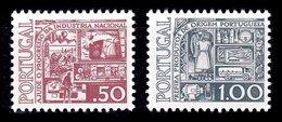 PORTUGAL, AF 1279/80, Yv 1289/90, (*) MNG, F/VF - Neufs