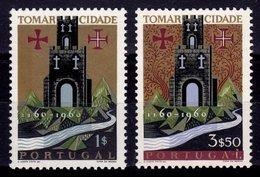 PORTUGAL, AF 881/82, Yv 894/95, (*) MNG, F/VF - 1910-... République