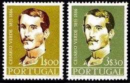 PORTUGAL, AF 831/32, Yv 841/42, (*) MNG, F/VF - Neufs