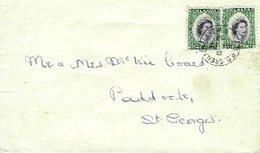 GRENADA, 1957, Cover - Grenada (1974-...)