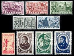 PORTUGAL, Discount Sale, Mint Commemoratives, (*)/* MNG/MLH, F/VF, Cat. € 52 - 1910-... République