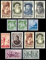 PORTUGAL, Discount Sale, Mint Commemoratives, (*)/* MNG/MLH, F/VF, Cat € 43,00 - 1910-... République