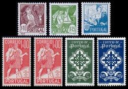 PORTUGAL, Discount Sale, Mint Commemoratives, (*)/* MNG/MLH, F/VF, Cat. € 94 - 1910-... République