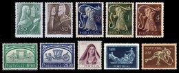 PORTUGAL, Discount Sale, Mint Commemoratives, (*)/* MNG/MLH, F/VF, Cat. € 79,00 - 1910-... République