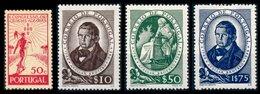 PORTUGAL, Discount Sale, AF 652/3, 655, 657/9, * MLH, F/VF, Cat. € 278,00 - 1910-... République