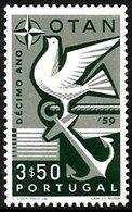 PORTUGAL, Discount Sale, AF 850, Yv 860, (*) MNG, F/VF - 1910-... République