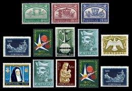 PORTUGAL, Discount Sale, Mint Commemoratives, (*)/* MNG/MLH, F/VF, Cat. € 62 - 1910-... République