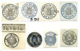 PORTUGAL, Discount Sale, Stamped Paper, F/VF - Fiscaux