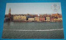 Ristorante TROVATORE Venezia Cartolina Non Viaggiata - Alberghi & Ristoranti