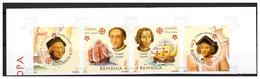 ROMANIA 2005 EUROPA/SHIPS/COLUMBUS Set MNH IMPERF. - 1948-.... Républiques
