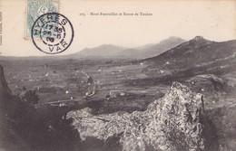 HYERES - Mont Fenouillet Et Route De Toulon - Hyeres