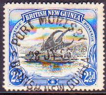 PAPUA (BRITISH NEW GUINEA) 1901 SG #12 2½d Used Wmk Vertical CV £12 - Papua New Guinea