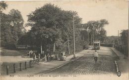 DUNKERQUE - L'Entrée Du Square Jacobsen - Dunkerque