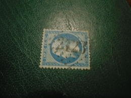 TARN/GARONNE  -  ( MONTAIGUT DE QUERCY )   IND/8   -   GC  2423   -  TP N° 22 - Marcophilie (Timbres Détachés)