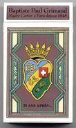 25ème Anniversaire De La Présence De Pied Noir  Jeu 54 Cartes - 54 Cards