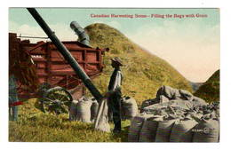 CANADA - Canadian Harvesting Scene, Battage - Canada