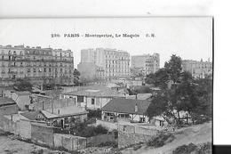 PARIS 75018   LE MAQUIS   MAISONS N 220  MONTMARTRE - District 18