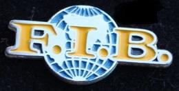 F.I.B. - FEDERATION INTERNATIONALE DE BOULES - MONDE - GLOBE - PETANQUE -     (21) - Pétanque