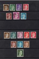 GERMANY....1941...used And Mh - Used Stamps