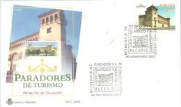 MATASELLOS  2002   ALCAÑIZ - 1931-Hoy: 2ª República - ... Juan Carlos I