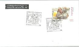 MATASELLOS  2003   CORRESPONDENCIA EPISTOLAR     ISLA CRISTINA  SAGUNTO  GATA - 1931-Hoy: 2ª República - ... Juan Carlos I