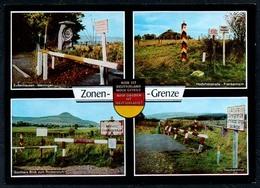 7265 - DDR Grenze - Zonen Grenze Zonengrenze - Eiserner Vorhang TOP - Zoll