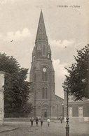 OIGNIES - L'église - France