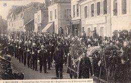 2686 Cpa 18 Bourges - Funérailles Des Victimes De L'Explosion Du 02 Novembre 1907 - Bourges