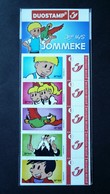 Duostamps 2010 Neuf - Jommeke - Belgique