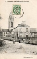 AUDRIEU, L'école Des Garcons - France