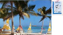 REPUBLICA DOMINICANA  PUNTA CANA  Hotel Mediterranee Nice Stamp Judo - Repubblica Dominicana