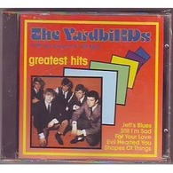 YARDBIRDS   °°°°°° GREATEST HITS - Autres - Musique Anglaise
