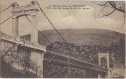 CPA Dept 42 LE PERTUISET - France